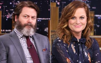 Nick Offerman, Amy Poehler, Handmade Project