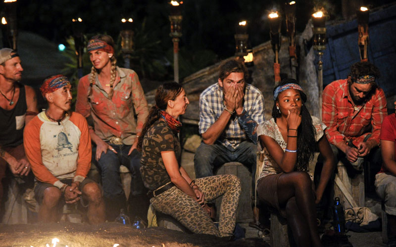Survivor Game Changers, Tribal Council, The Tables Have Turned