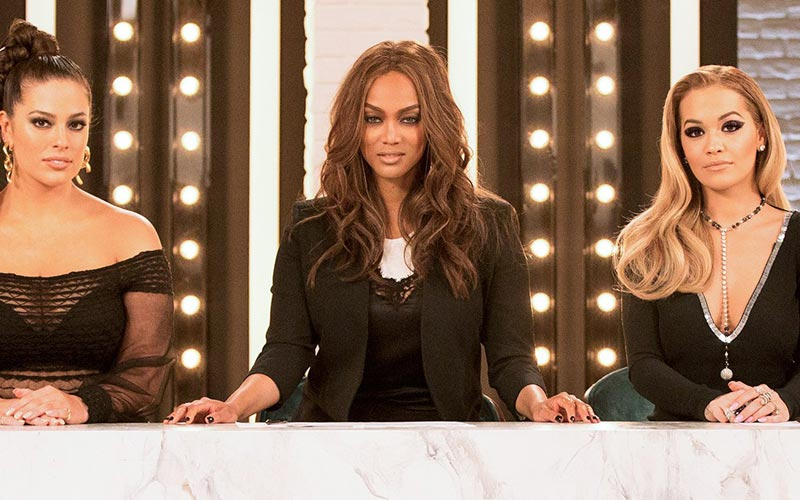 Top Model 23 finale, Tyra Banks, cycle 24 host