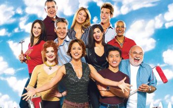 Trading Spaces, original cast