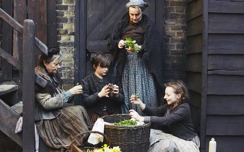 Victorian Slum House, PBS, BBC2, The Victorian Slum