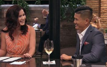 First Dates NBC, Stephanie Nordlie, Nelson Yong