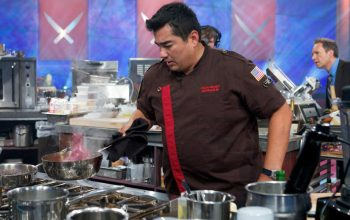 Iron Chef Jose Garces, Food Network