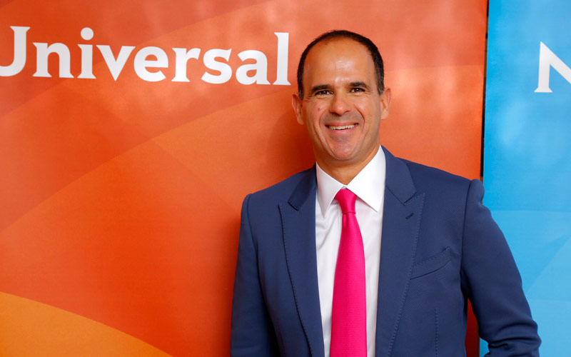 Marcus Lemonis, The Partner, NBCUniversal, TCA, January 2017