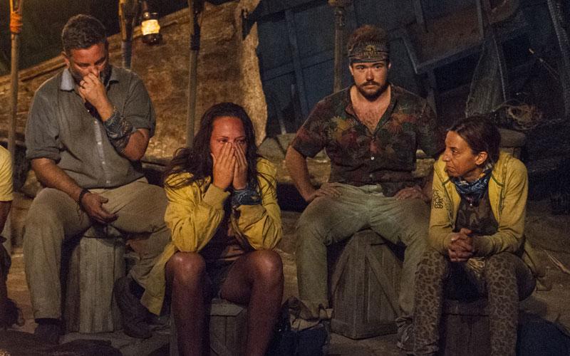 Survivor Game Changers, Jeff Varner, Zeke Smith