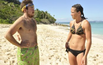 Survivor Game Changers, Zeke Smith, Sarah Lacina