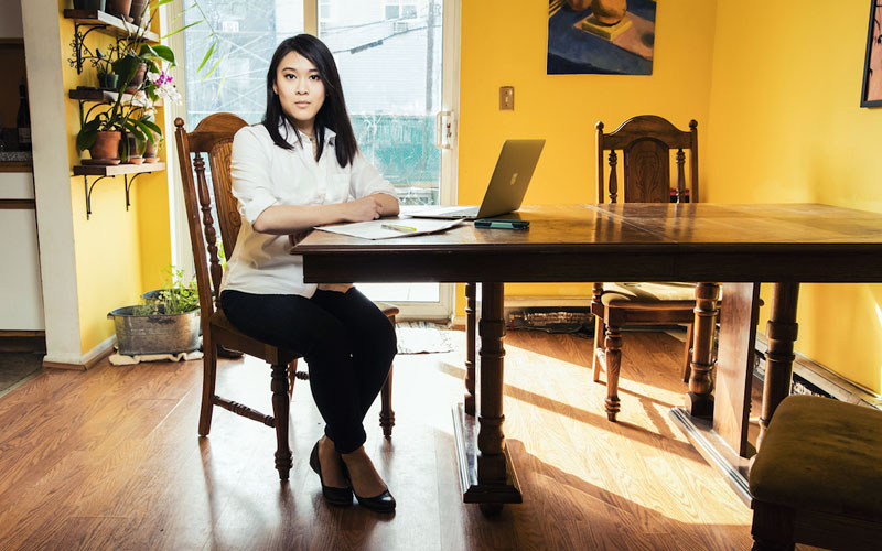 Tina Nguyen, Vanity Fair Confidential