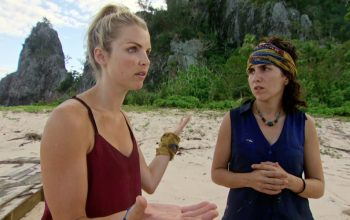 Andrea, Aubry, Survivor Game Changers