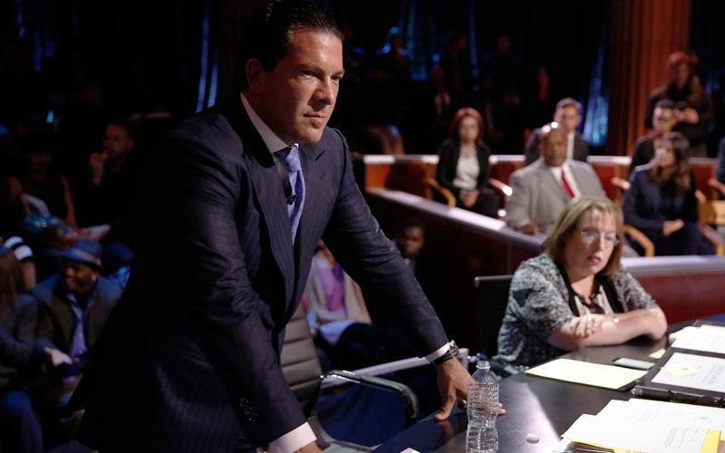 Joe Tacopina, Fox, You the Jury