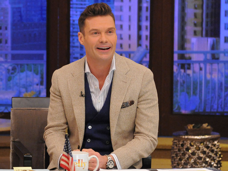 Ryan Seacrest, Live with Kelly and Ryan
