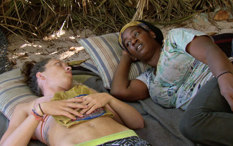 Sarah Lacina, Cirie Fields, Survivor Game Changers
