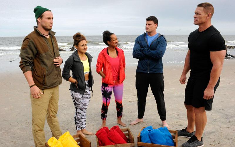 American Grit season two, Grady Powell, Riki Long, Chloe Mondesir, John Cena