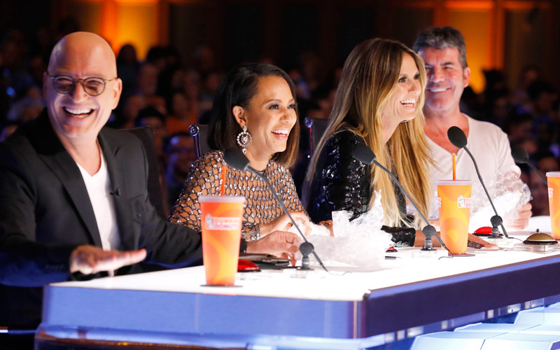 America's Got Talent 12, judges laughing