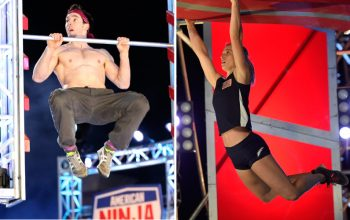 How American Ninja Warrior created stars like Jessie Graff and Drew Drechsel