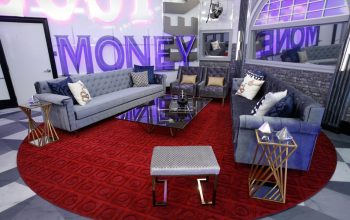 Big Brother 19 house, Summer of Temptation, living room