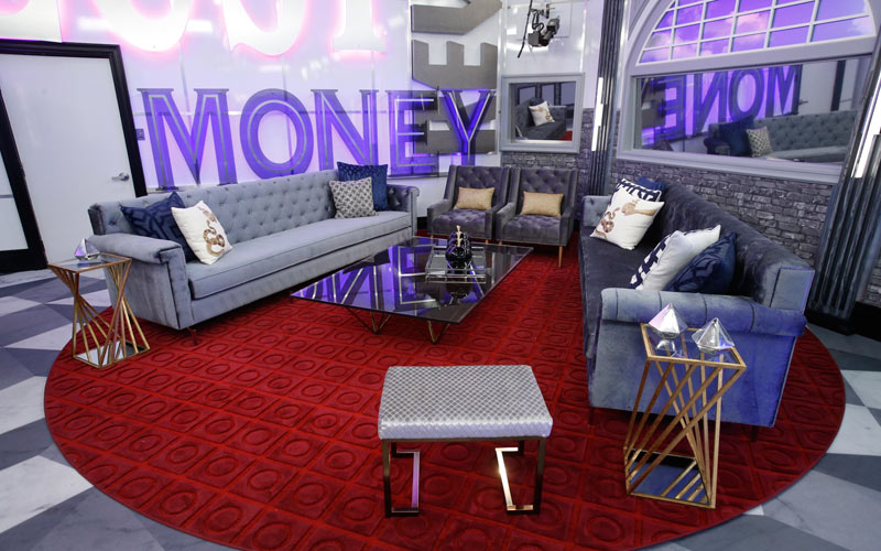 Big Brother house: inside the soundstage