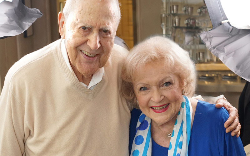 Carl Reiner, Betty White, If You're Not in the Obit, Eat Breakfast, HBO