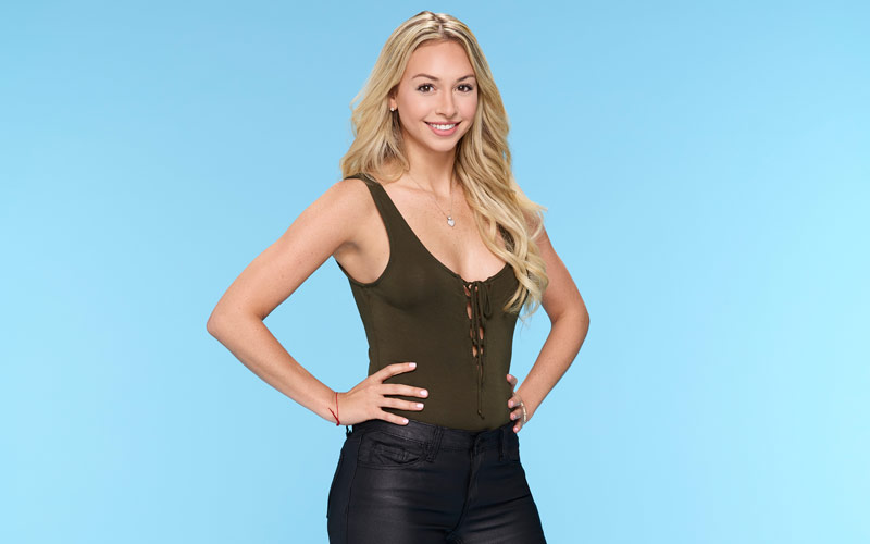 Corinne Olympios, The Bachelor 21
