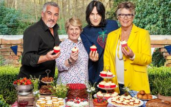 The new GBBO drops innuendo for a 'modern and future-facing' tone