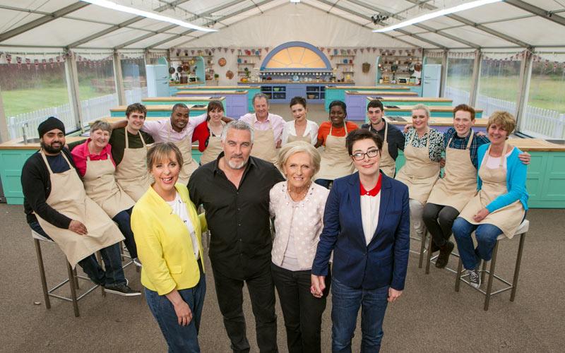 Great British Baking Show season 4 contestants, hosts, judges