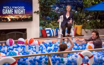 Hollywood Game Night, Jane Lynch, Veep vs The Walking Dead