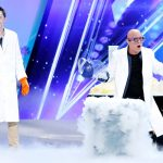 A Big Brother houseguest's America's Got Talent audition delights the judges