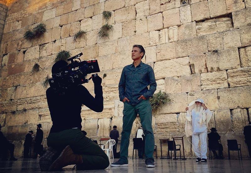 Reza Aslan, Western Wall, Believer, CNN