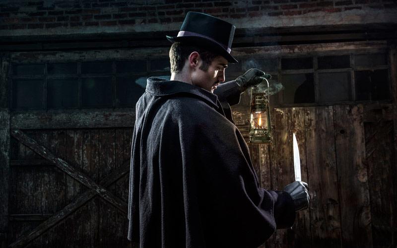 American Ripper, Jack the Ripper