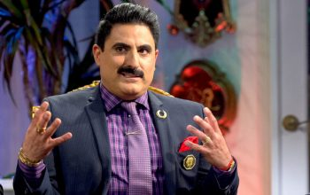 Reza, Shahs of Sunset reunion