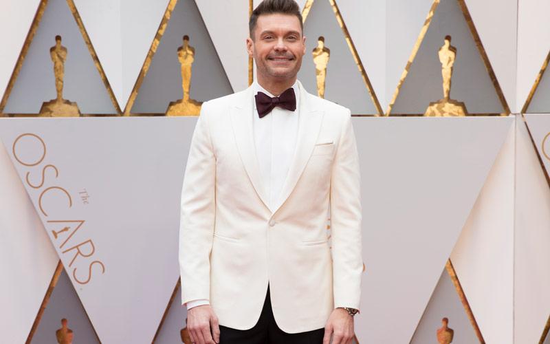 Ryan Seacrest, Oscars 2017
