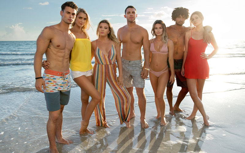 MTV Siesta Key, cast