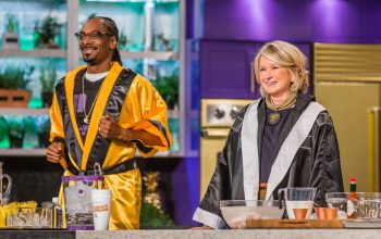 Snoop Dog, Martha Stewart