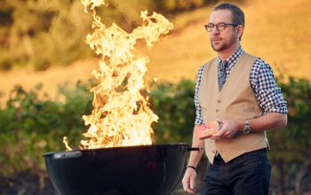 Ted Allen, Chopped Grill Masters season 3, Food Network