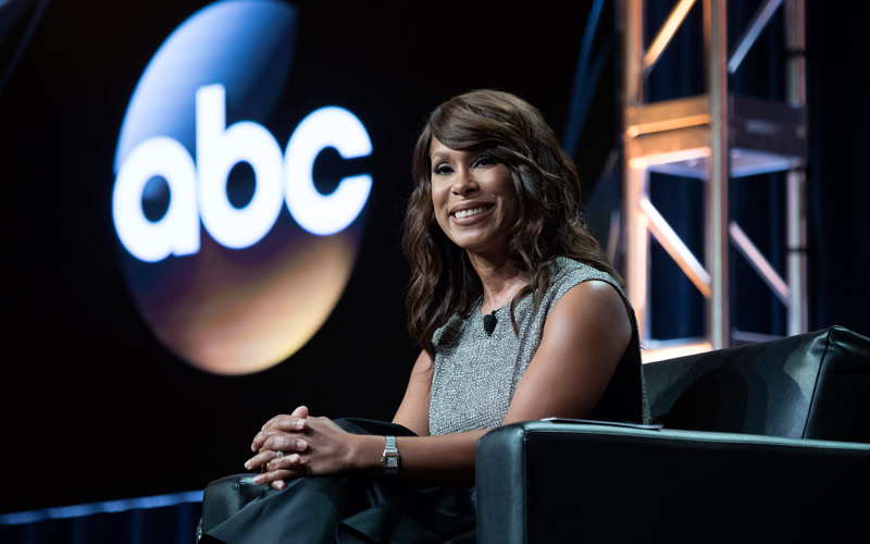 Channing Dungey, TCA 2017