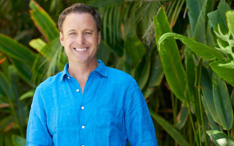 Chris Harrison, Bachelor in Paradise season 4
