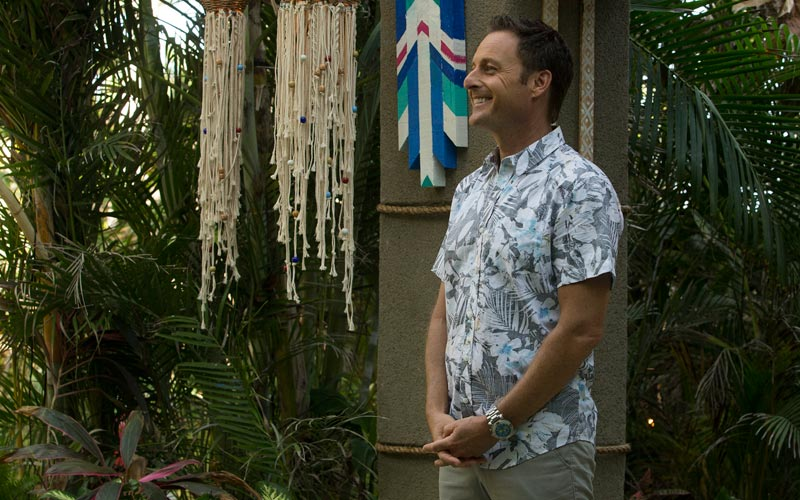Chris Harrison, Bachelor in Paradise 4