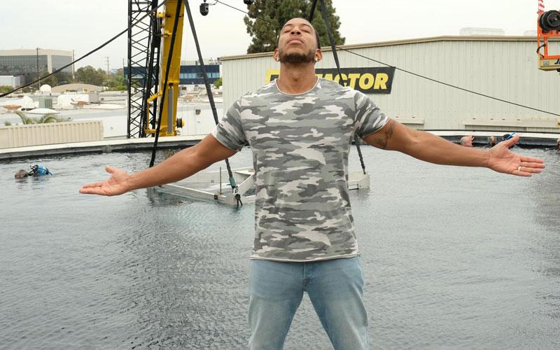 Fear Factor, Ludacris, MTV, water tank