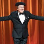 A brief reassessment of Mike Myers as Gong Show host Tommy Maitland