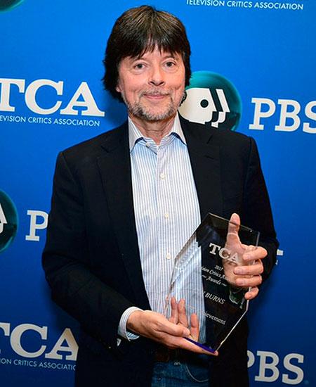 Ken Burns, TCA Award 2017