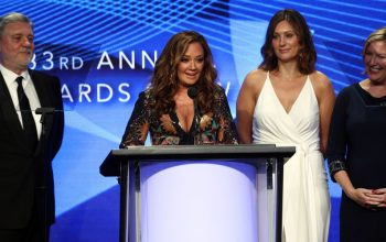 Leah Remini, TCA Award 2017