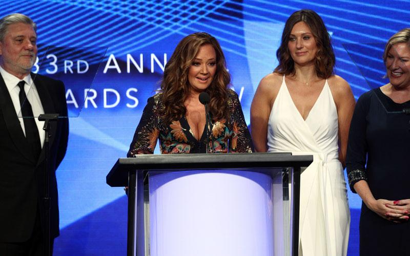 Leah Remini, TCA Award 2017
