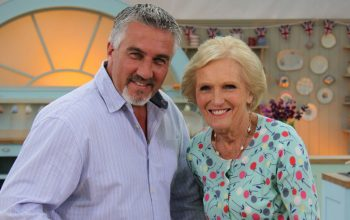 Paul Hollywood, Mary Berry, Great American Baking Show