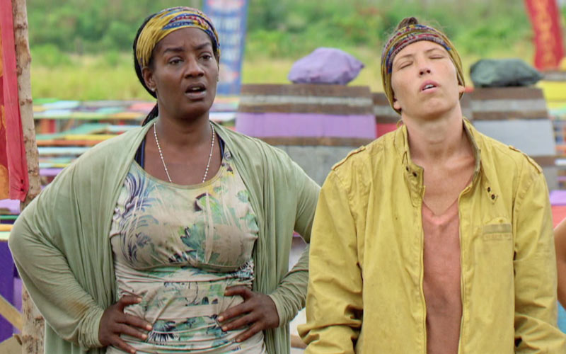 Survivor Game Changers, Cirie Fields, Sarah Lacina