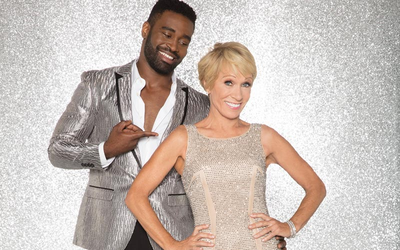 Keo Motsepe, Barbara Corcoran, Dancing with the Stars