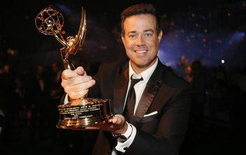 Carson Daly, Emmy, The Voice, 2016