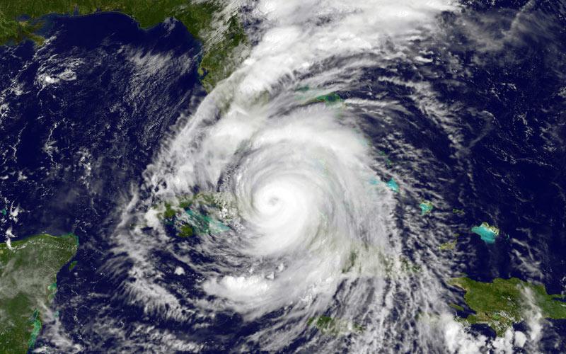 Irma, Florida, Cuba, Sept. 9