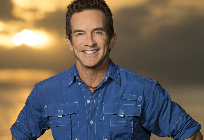 Jeff Probst, Survivor location, Fiji