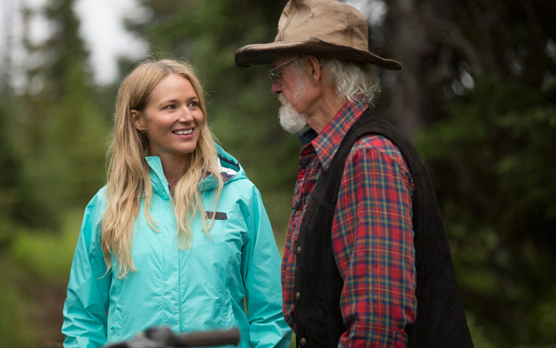 Jewel Kilcher, Atz Kilcher, Alaska: The Last Frontier