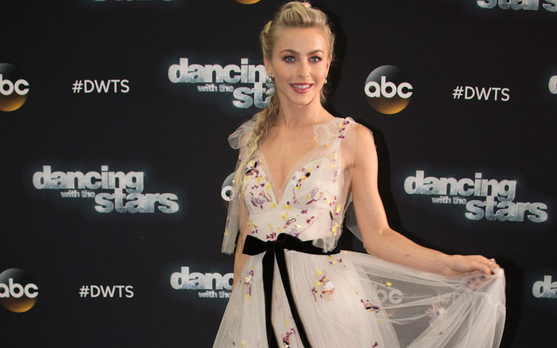 Julianne Hough, Dancing with the Stars season 25