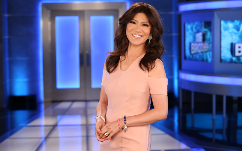 Julie Chen, Big Brother